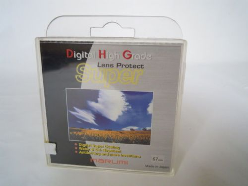 MARUMI 67MM LENS PRO PROTECT FILTER
